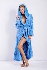 DKaren Župan Diana modrý dlouhý, velikost 4XL