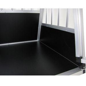 kavez za pse M-L 69x54x50 cm