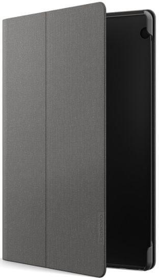 Lenovo TAB M10 HD - pouzdro + fólie, černé 1.gen (ZG38C02761)