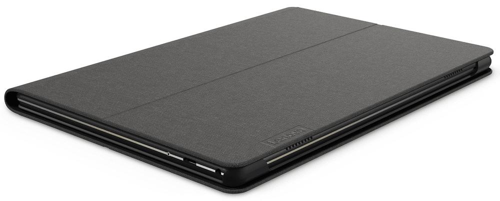 Lenovo TAB M10 HD - pouzdro + fólie, černé (ZG38C02761) - rozbaleno