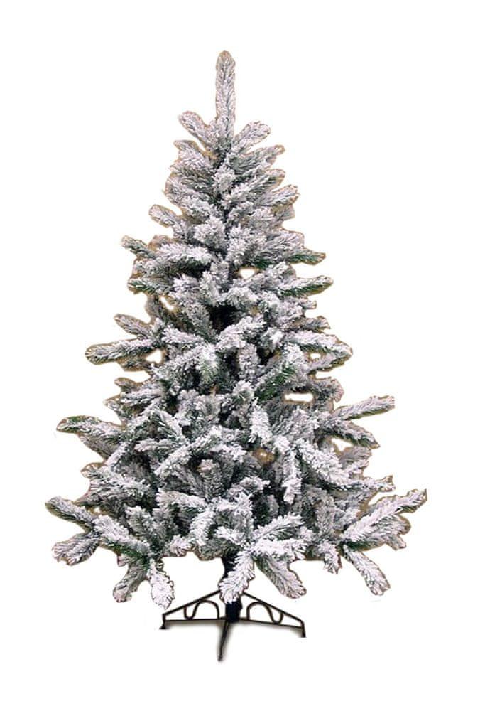 EverGreen Smrk se sněhemEXCLUSIVE, výška 210 cm