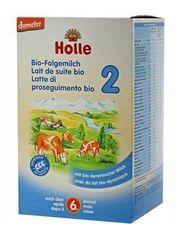 Holle Bio pokračovacie dojčenské mlieko 2 (600g)