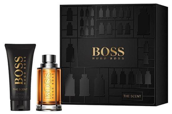 Hugo Boss Boss The Scent - EDT 50 ml + żel pod prysznic 100 ml