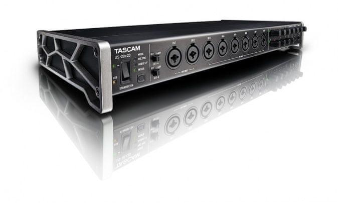 TASCAM US-20X20