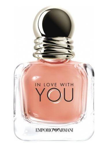 Armani Emporio In Love With You parfumska voda, 50ml