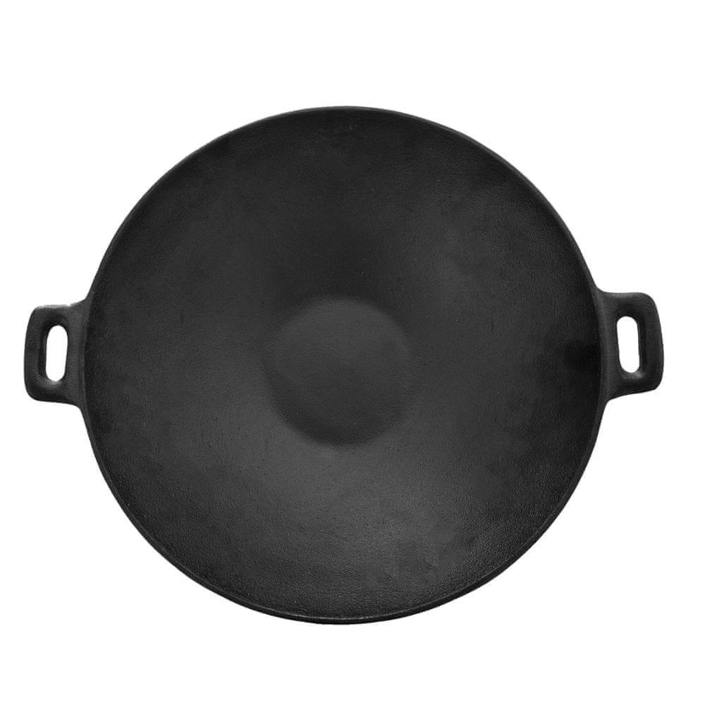 Orion Pánev WOK litina 30 cm