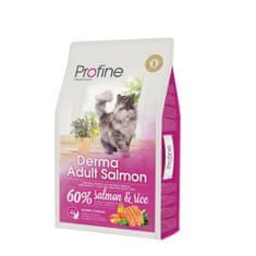 Profine Cat Derma Adult Salmon 10 kg