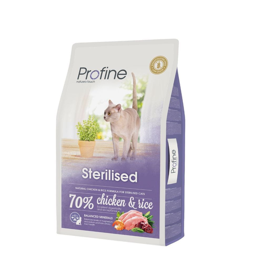 Profine Cat Sterilized 10 kg