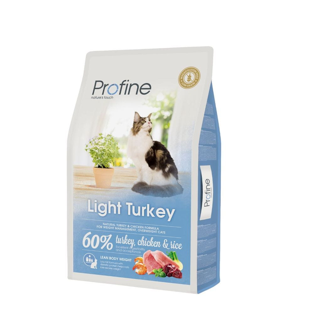 Profine Cat Light Turkey 10 kg