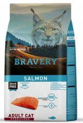 Bravery hrana za mačke Cat STERILIZED salmon, 2 kg