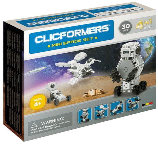 CLICFORMERS Mini vesmír