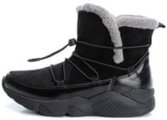 XTI dámská kotníčková obuv 49514 37 černá