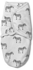 Summer Infant zavinovačka SwaddleMe Deluxe zebra