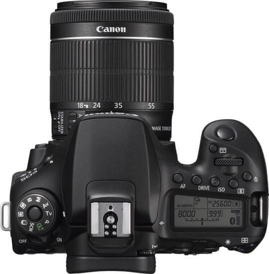 Canon EOS 90D + EF-S 18-55 IS STM (3616C010)