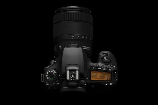 Canon EOS 90D + EF-S 18-135 IS USM (3616C017)