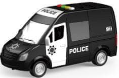 Lamps policijski avto na baterije