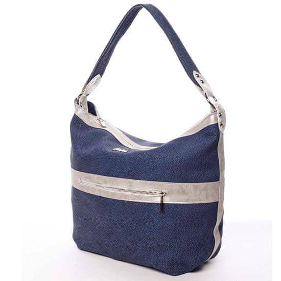 Carine Modrá, dámská kabelka Azaela