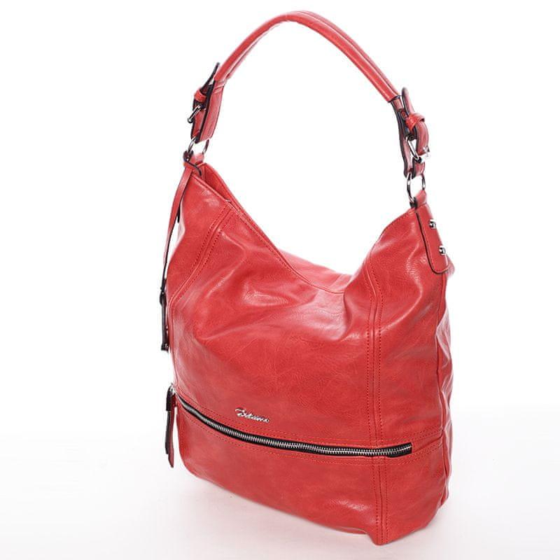 Delami Dámská kabelka přes rameno Leanne, červená