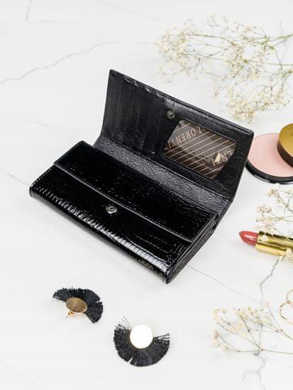 Lorenti Dámská peněženka Elisa, černá