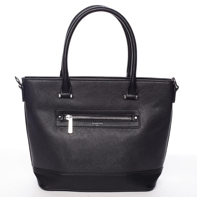 David Jones Dámská luxusní kabelka David Jones Celie, černá