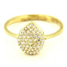 Amiatex Zlatý prsten 15452, 53, 2.25 G