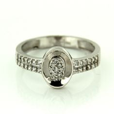 Amiatex Zlatý prsten 14231, 55, 2.25 G