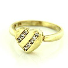 Amiatex Zlatý prsten 13516, 58, 2.3 G