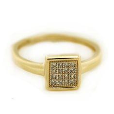 Amiatex Zlatý prsten 15988, 54, 2.1 G