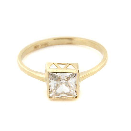 Amiatex Zlatý prsteň 16580, 56, 1.75 G