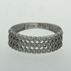 Amiatex Zlatý prsten 25229, 57, 2.25 G