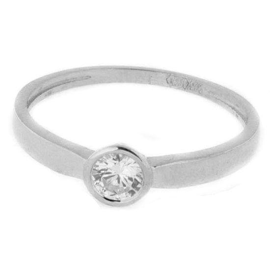 Amiatex Arany gyűrű 41436 + Nőin zokni Gatta Calzino Strech