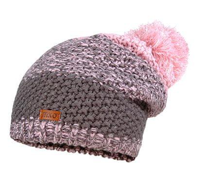 Maximo dívčí zimní čepice 53 růžová