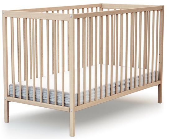 AT4 dječji krevetić ESSENTIEL, 60 × 120 cm