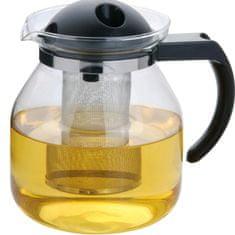 TORO Kanvica na čaj 1,5 l so sitkom, vrchnákom a rukoväťou