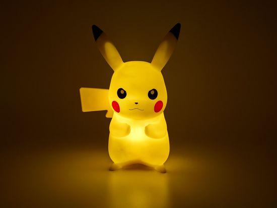 Bigben Pikachu LED lámpa, 25 cm
