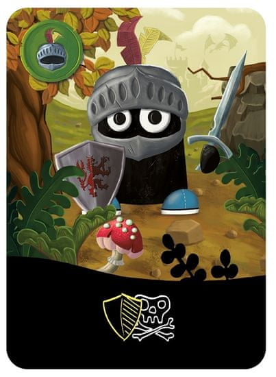 ADC Blackfire Medvěd WRR: Karetní hra