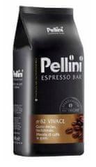 Pellini Espresso Bar Vivace 1 Kg zrnková káva