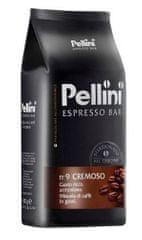 Pellini Espresso Bar Cremoso 1 Kg zrnková káva