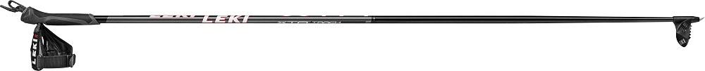 Leki XTA Track 130 cm black-anthracite-white-red 2019 - zánovní