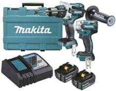 Makita set akumulatorskega orodja DLX2185T