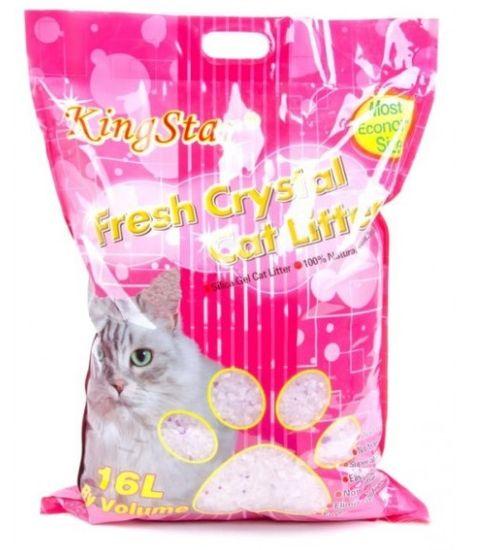 Crystal Litter Cat 16 literes
