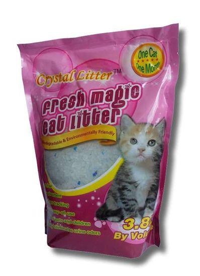 Crystal Litter Cat 3,8 literes