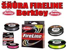 Berkley Šňůra Fireline Zelená průměr / nosnost: 0,17mm/10,2kg