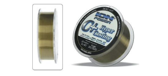 Awa-Shima Rybářský vlasec Awa-shima Ion Power C+Hyper Casting 150m