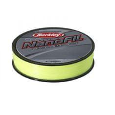 Berkley Nanofil 125m Žlutý Průměr vlasce: 0,15mm