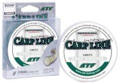 ATF Vlasec Carp Line Green 600m Průměr: 0,22mm