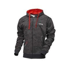 D.A.M Mikina CamoVision Zip Hoodie velikost: XXL