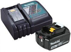 Makita komplet baterije BL1830B in polnilca DC18RC (BL18-RF1)