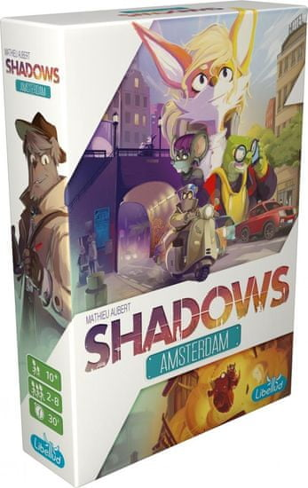 ADC Blackfire Shadows Amsterdam