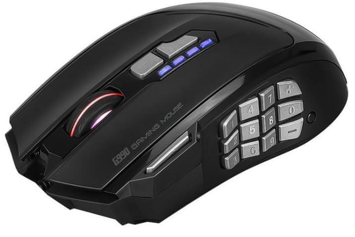 Marvo G990, černá (G990) - rozbaleno